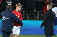 U21-sjefen om Ødegaard: – Håpet han skulle spille mer