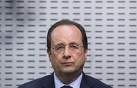 Hollande har aldri før vært mer upopulær