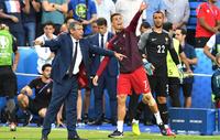 Gull-Soares til VG om «treneren» Ronaldo: - Holdt en fantastisk tale!