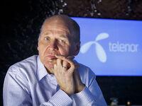 Telenor-sjef Sigve Brekke:– Det har vært en tung høst