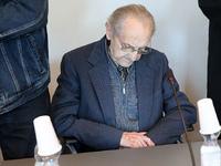 Auschwitz-«pleier» (95) stilt for retten