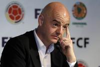 Avslører FIFA-presidentens kontrakt med korrupsjonstiltalte