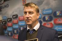 Smerud om han blir ny landslagssjef: – Det må du snakke med Nils Johan om