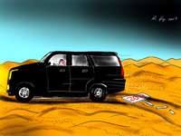 Saudi-Arabia er en voksende trussel