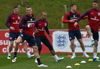 Löw før England-kampen:– Vardy har en spektakulær spillestil
