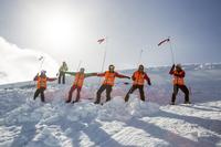 Røde Kors registrerte 66 skader i fjellet onsdag