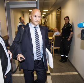 <p>FORSVARER: Advokat Vidar Lind Iversen.</p>