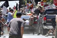 Bil meide ned demonstranter i Virginia: Kvinne (32) drept