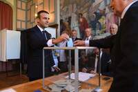 Forventer Macron-suksess og skuffelse på samme tid