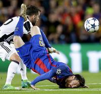 Bunnsolide Juventus fikk Neymar til å grine:– Det var imponerende