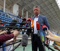 Russlands friidrettssjef fikk dopingsjokk:– Jeg vil be om unnskyldning