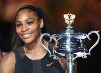 Serena Williams er gravid