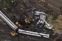 Lokfører tiltalt for uaktsomt drap etter togulykke i Philadelphia