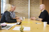Optimismen tilbake i Stavanger: Fikk jobb på fem minutter