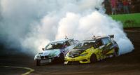 Drifting-Aasbø: Smaker godt å slå sportsbiler med «konebil»