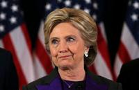 Clinton: – Jeg beklager at vi ikke vant dette valget