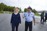 Regjeringen får holde Storskog-redegjørelse bak lukkede dører