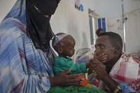 Millioner står i fare for hungersnød på Afrikas horn