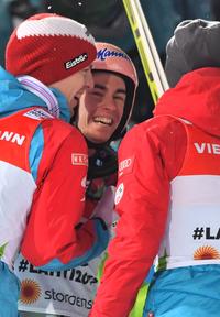Andreas Stjernen 0,6 poeng fra bronsemedaljen