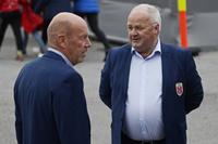 Fotballpresidenten åpner for Semb som midlertidig landslagssjef