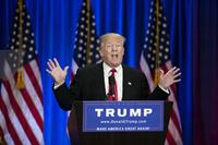 CNN: Trump vil ikke be Mexico betale for muren