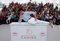 13-årige Jaden stjal showet fra stjernene i Cannes