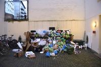 Søppelkaoset blir verre: Nå gir kommunen dagbøter