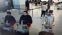Brussel-terroren: Disse tre kan ha stått bak angrepene på flyplassen