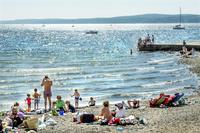 Østlandet kan få drømmehelg - Oslo kan få 24 grader lørdag og søndag