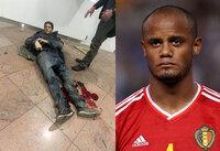 Eks-landslagsspiller skadet i terrorangrepet