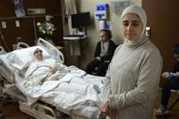 Syriske Sahar (60) hadde visum og skulle besøke sin syke mor i USA – ble sendt tilbake til Saudi-Arabia