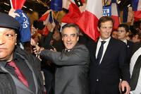 Fillon vant nominasjonskampen i Frankrike