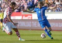 Island tryller også uten Lagerbäck: 1-0 over Kroatia