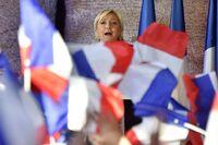 Marine Le Pen kan tape i første runde
