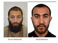 Britisk politi navngir to av London- terroristene
