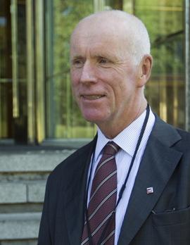 <p>KRAFTSJEF: NVE-direktør Per Sanderud.</p>