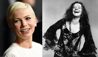 Michelle Williams blir Janis Joplin