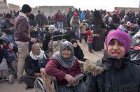 SOHR: 50.000 har flyktet fra Øst-Aleppo