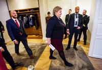 Kilder til VG: Høyre gjør endringer blant statsrådene