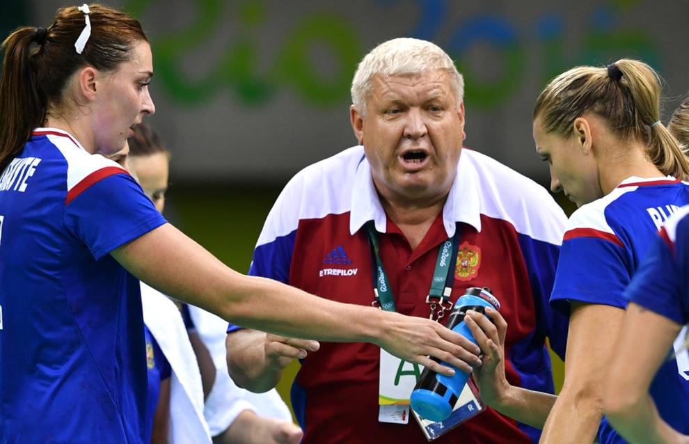 Foran OL-semifinalen: – Selvfølgelig er det doping i russisk håndball - OL 2016 - VG