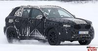 Liten Volvo-SUV snart klar