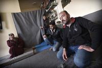 Kjempet mot Assad, overga seg og ble intern flyktning