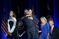Obamas farvel:– Mer optimistisk for landet nå enn da vi startet