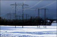 Strømprisen stuper etter våte værvarsler
