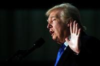 Fem ting du må vite for å snakke om Trump i lunsjen