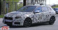 Snur opp ned på ny BMW 1-serie