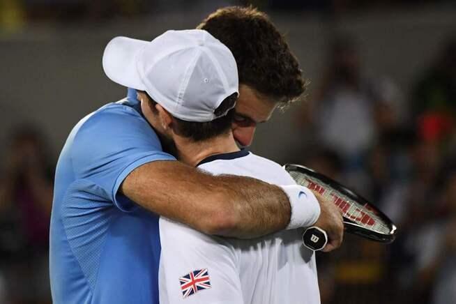 Slik var OL-natten: Rekordknusing og Murray-gull - Tennis - VG
