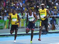 Bolt lekte seg videre