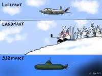 Norges forsvar viktigere enn på lenge