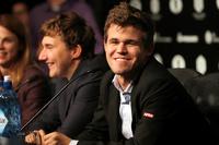 Magnus Carlsen har fått seg kjæreste